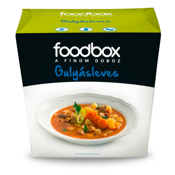 FoodBox Gulyásleves