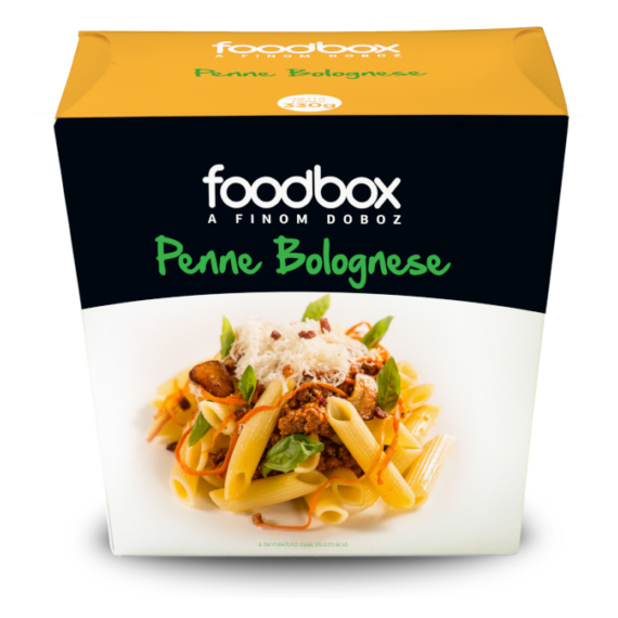 FoodBox Penne bolognese
